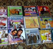 13 Mp3 и CD отечеств. поп-музыки в идеале