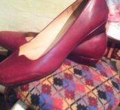 Туфли женские фирмы Clarks.