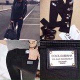 В наличии джинсы DG