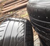 Резина Dunlop SP Sport 225/55R17