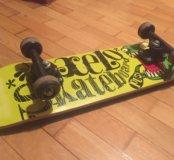 """Скейтборд """"Oxelo"""". Обмен на Penny Board"""