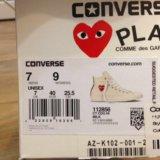 Кеды Converse CDG Play