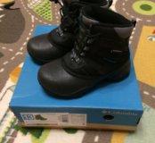 Детские зимние ботинки Columbia.