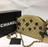 Chanel, натур кожа, люкс 🌹