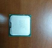 Процессор Intel core 2 duo E5200