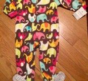 Carter's пижама новая