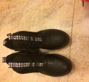 Слипоны, высокие,полуботинки ботинки