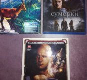 Blue ray и DVD