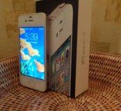 Телефон Айфон 4 8гб
