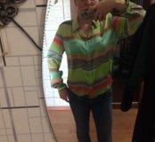 Шёлковая блуза за 800