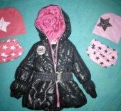 Новая весенняя куртка Orby на девочку