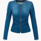 Куртка джинсовая Elisabetta Franchi