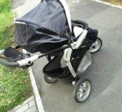 Прогудочная коляска P-Perega GT3