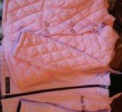 Курточки на девочку ( 120-132 рост)
