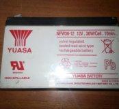 Отдам даром аккумулятор YUASA
