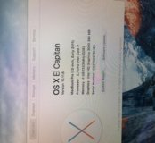Apple MacBook Pro8.1, 13.3, i7core 2.7GHz