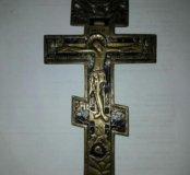 Крест Распятие 19 век