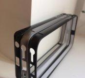 Бампер металл iPhone 5/5s se