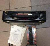 Кассетный видеомагнитофон LG W40Y