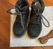 Ботинки демисезонные Happy Staps, 25