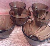Чайные чашки 6 шт