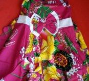 Сарафан,детское платье.Новое