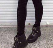 Ботинки новые на весну