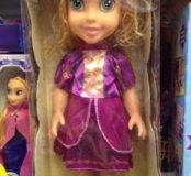 Рапунцель кукла