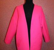 Эффектное стильное пальто