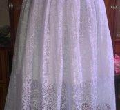 Летняя изящная юбка