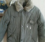 Куртка демисезон.134