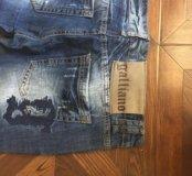 Новые джинсы GALLIANO