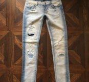 Новые джинсы FRACOMINA skinny