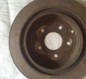 Тормозной диск задний Infiniti M Y50