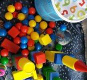 Игрушки для малыша.
