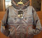 Куртка для мальчиков осень-весна