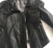 Куртка кожаная Италия косуха