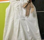 Платье детское  размер 80-86 в идеале