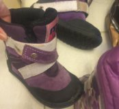 Minimen демисезонные ботинки