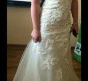 Свадебное,выпускное платье