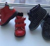 Обувь для девочки весна/осень