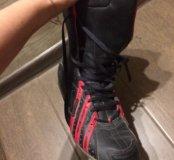 Кожаные Adidas 37,5 оригинал