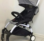 Новая коляска babytime (аналог Yoya)
