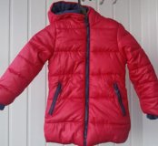 Новая куртка на девочку