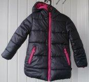 Новая куртка на девочку. Размер 110