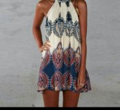 Платье летнее новое