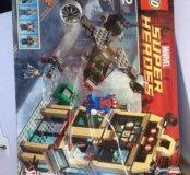 Лего 76005 человек паук