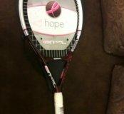 Женская  теннисная ракетка Wilson H Hope