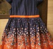 Праздничное платье для девочки (86)