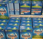 Таблетки Финиш для посудомоечной машинки